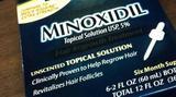 Минодоксил-средство для бороды и волос